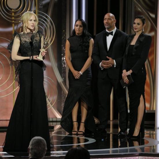 Golden Globes Winners 2018