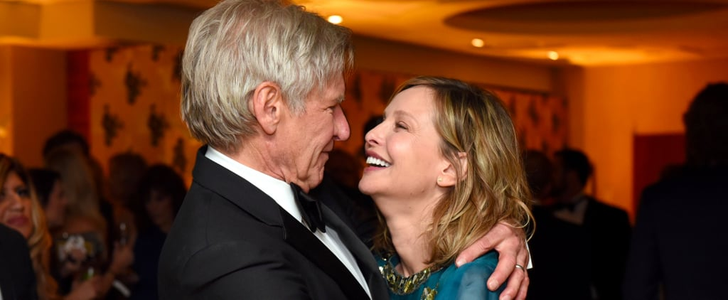 Harrison Ford and Calista Flockhart Are 1 of the Cutest Couples in the Galaxy