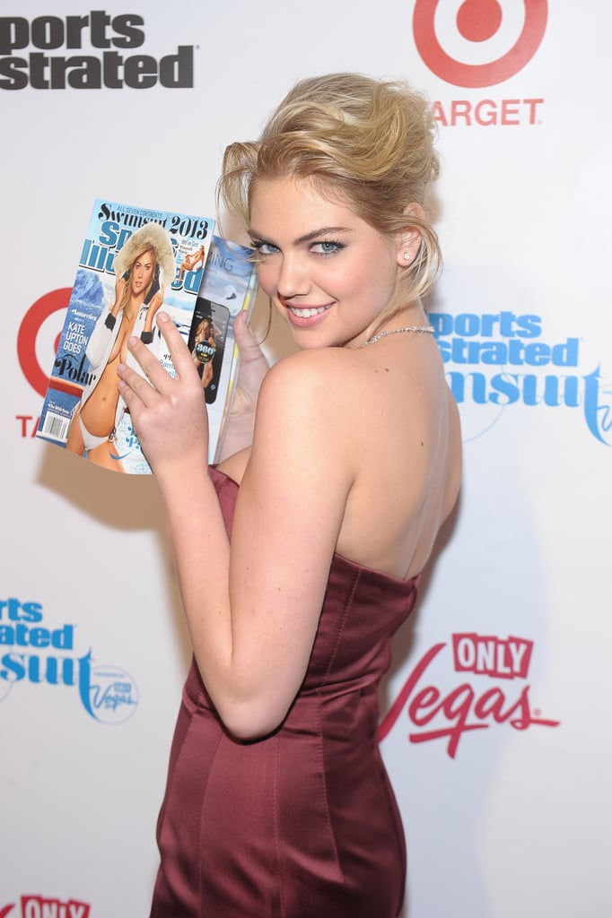 Kate Upton and SI Swimsuit Models Get Party-Happy in NYC