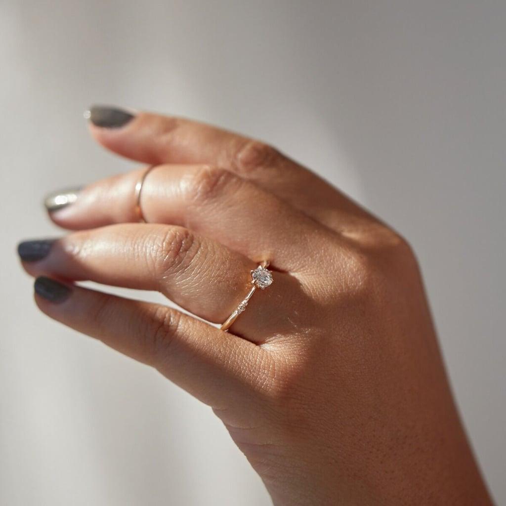 Ilona Ring, Diamond