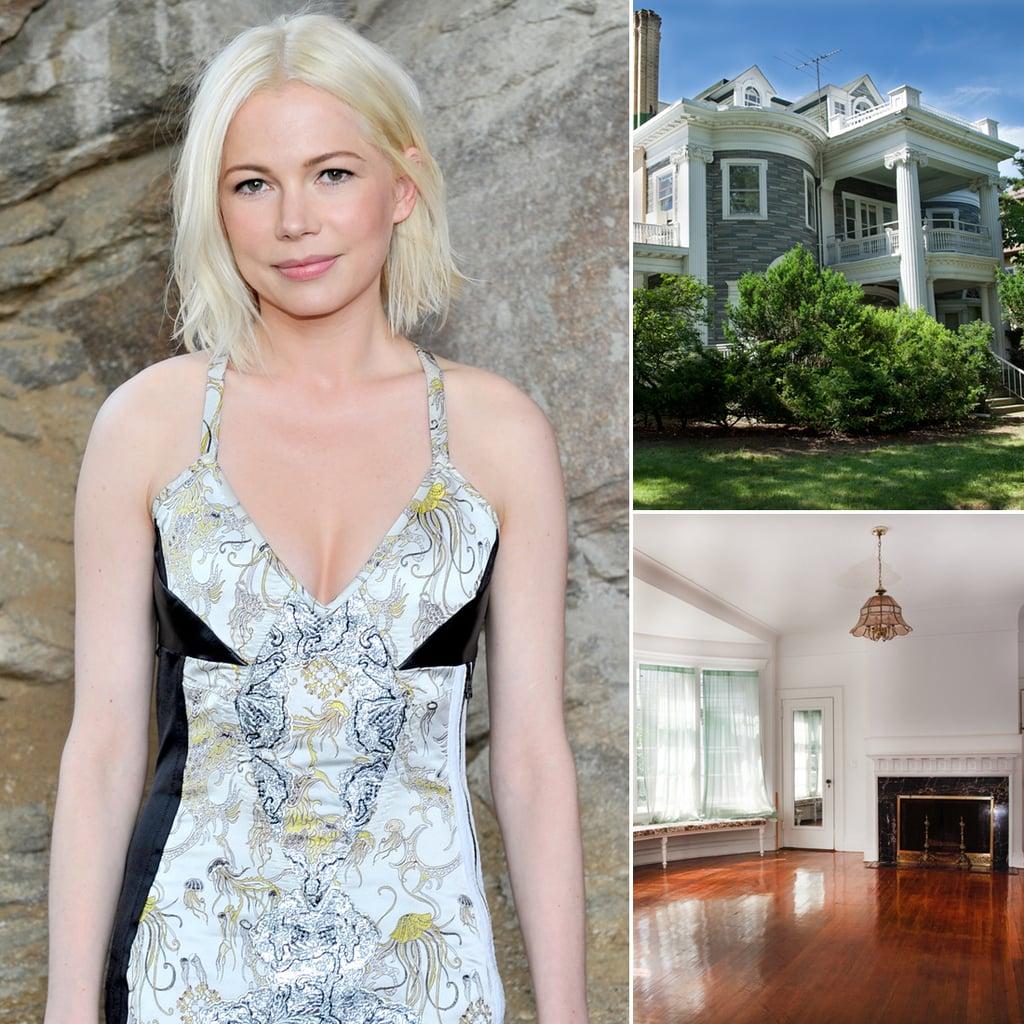 Michelle Williams Brooklyn Home