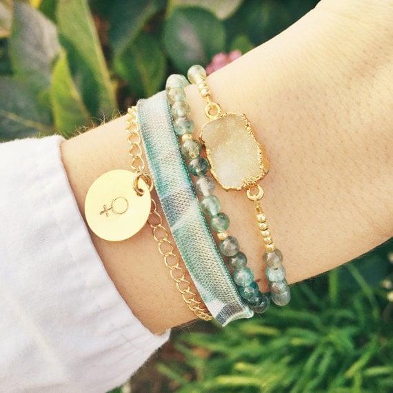 Venus Charm Bracelet