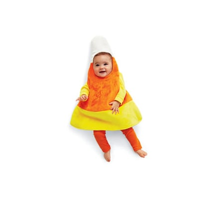 Candy Corn Kernel  sc 1 st  Popsugar & Candy Corn Kernel | Halloween Costumes For Girls | POPSUGAR Moms Photo 2