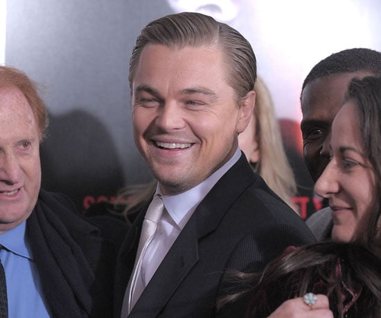 Slide Photo of Leonardo DiCaprio at the Shutter Island Premiere in NYC