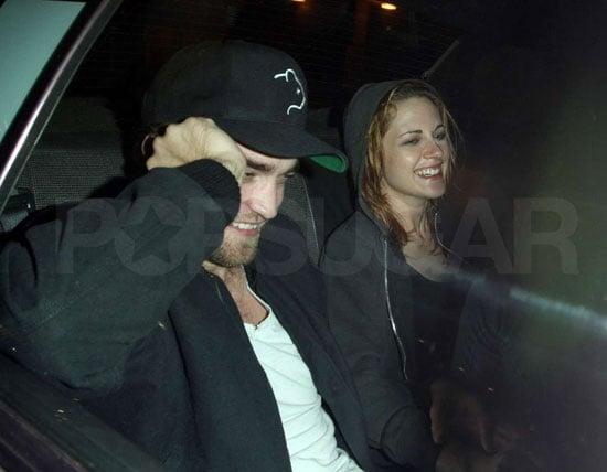 Pictures of Kristen Stewart and Robert Pattinson