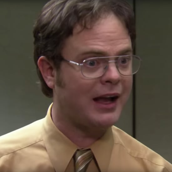 """Video Montage of Dwight Saying """"Michael"""" on The Office"""