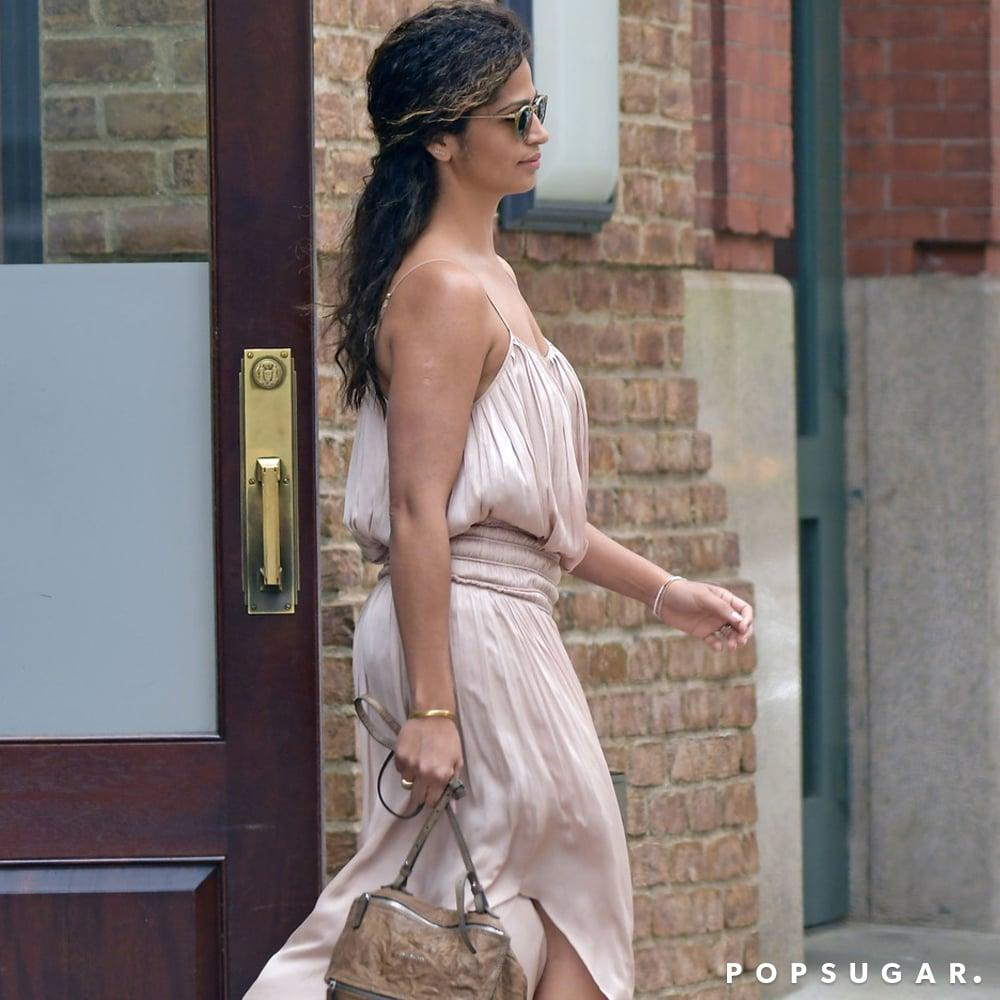 Wunderbar Camila Alves Wedding Dress Galerie - Brautkleider Ideen ...