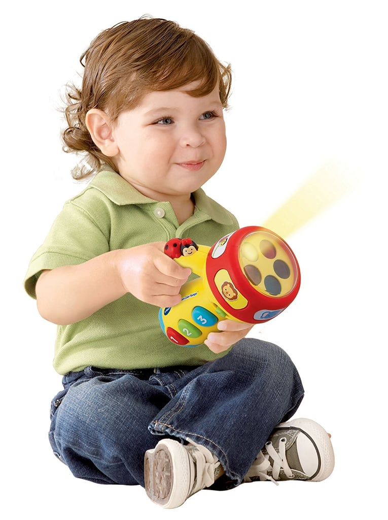 For 2-Year-Olds: VTech Spin and Learn Color Flashlight
