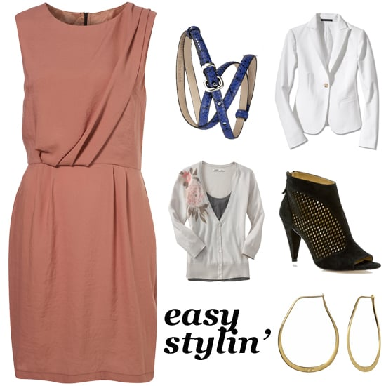 How to Style This $95 Topshop Dress Three Supremely Chic and Functional Ways