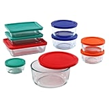 Pyrex Simply Store Glass Food Container Set