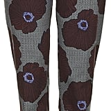 Topshop Floral Bloom Cigarette Trousers