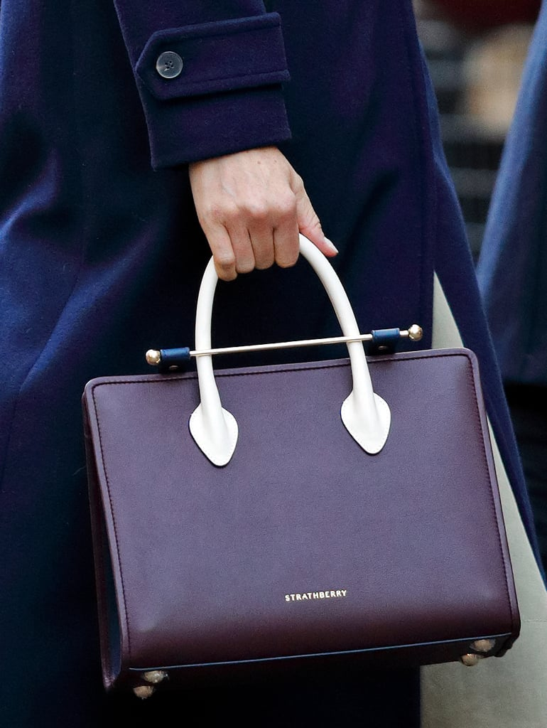 """The interest in the brand has been incredible,"" said Strathberry spokesperson Leeanne Hundleby to People. ""The phones began ringing constantly and our visitor numbers on our website were up by around 5,000 percent."" Currently, there are more than 3,000 people signed up to be notified when the bag will be back in stock."