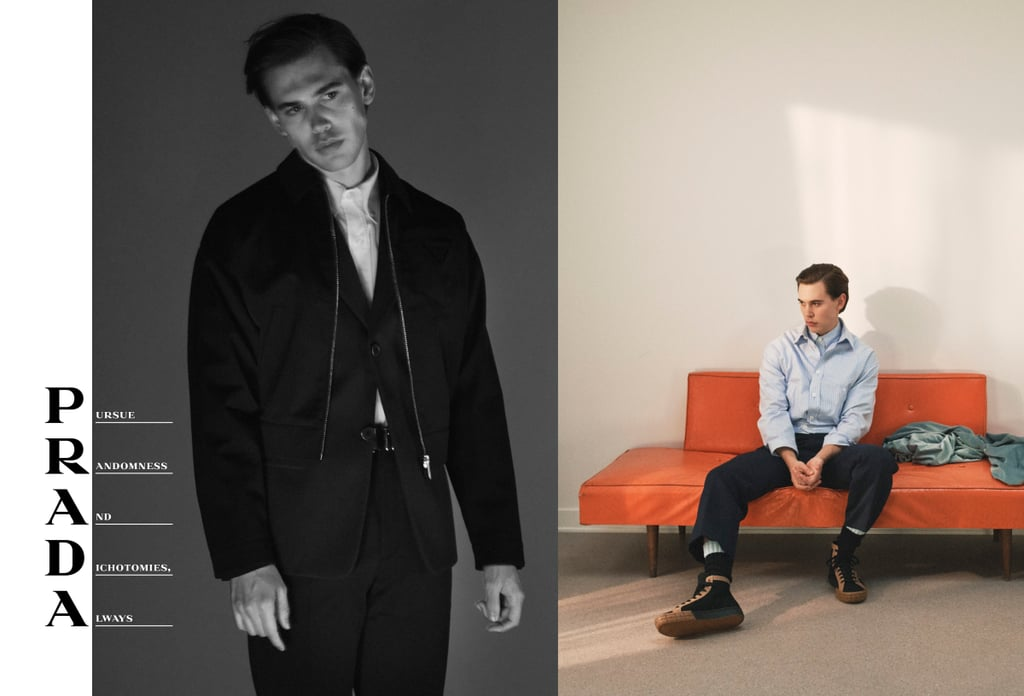 Prada SS20 Campaign With Austin Butler and Frank Ocean