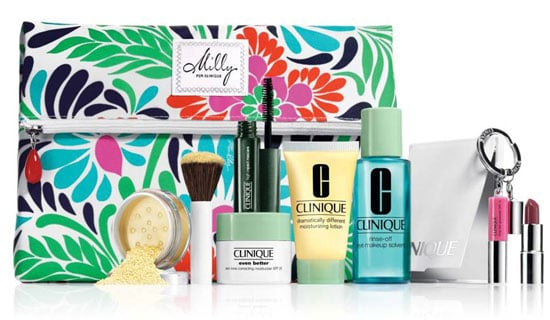 Milly For Clinique Makeup Bag, Spring 2010