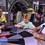 Disney's Oceaneer Club — Star Wars