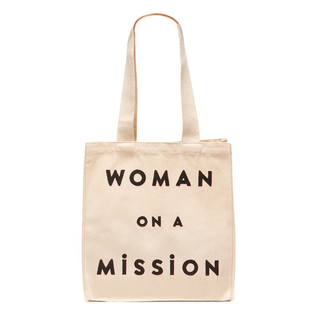 A Tote That Tells Her Story
