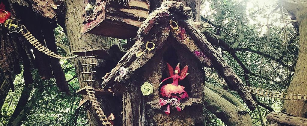 Visit Real Fairy Gardens in the UK