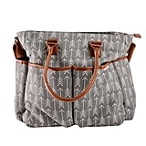 Diaper Bag For Boys & Girls With Matching Baby Changing Pad