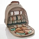 Fortnum & Mason Canvas Picnic Backpack