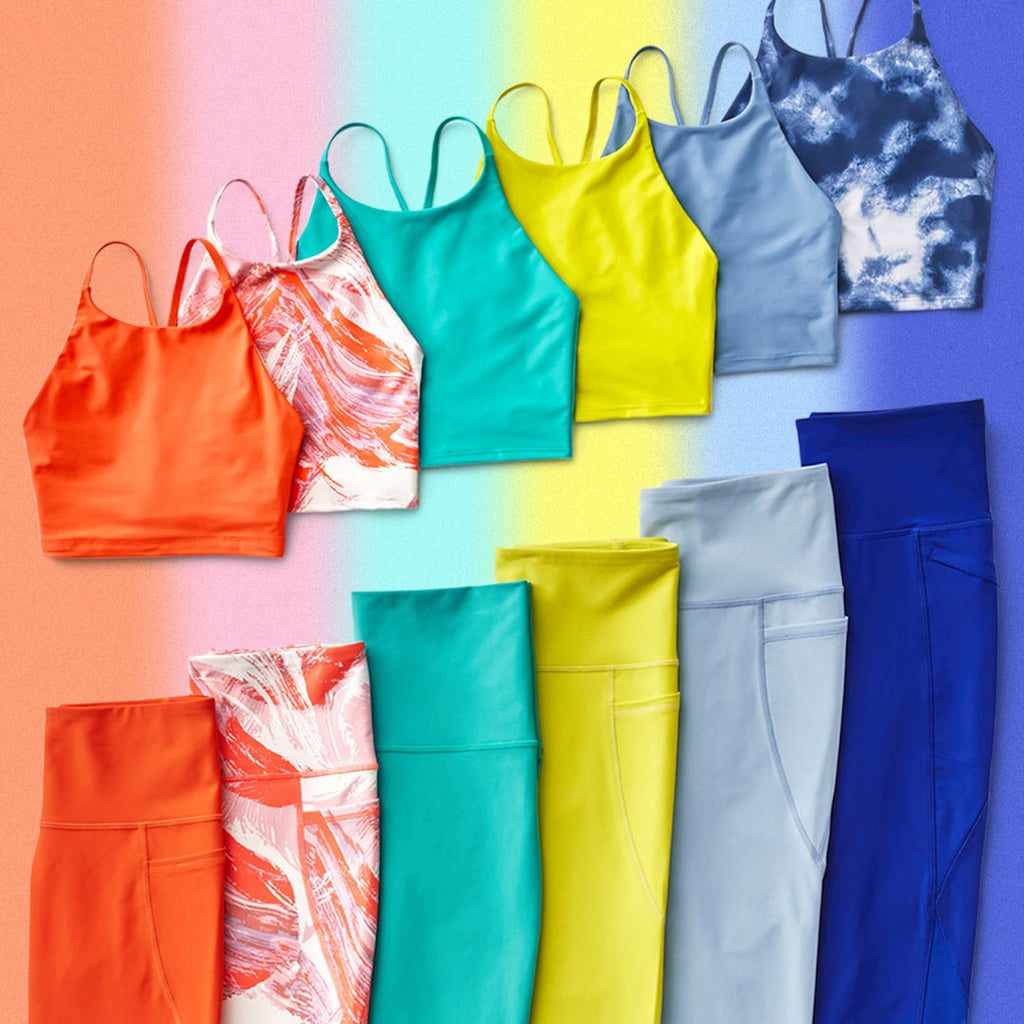 Best Spring Workout Clothes From Old Navy   2021