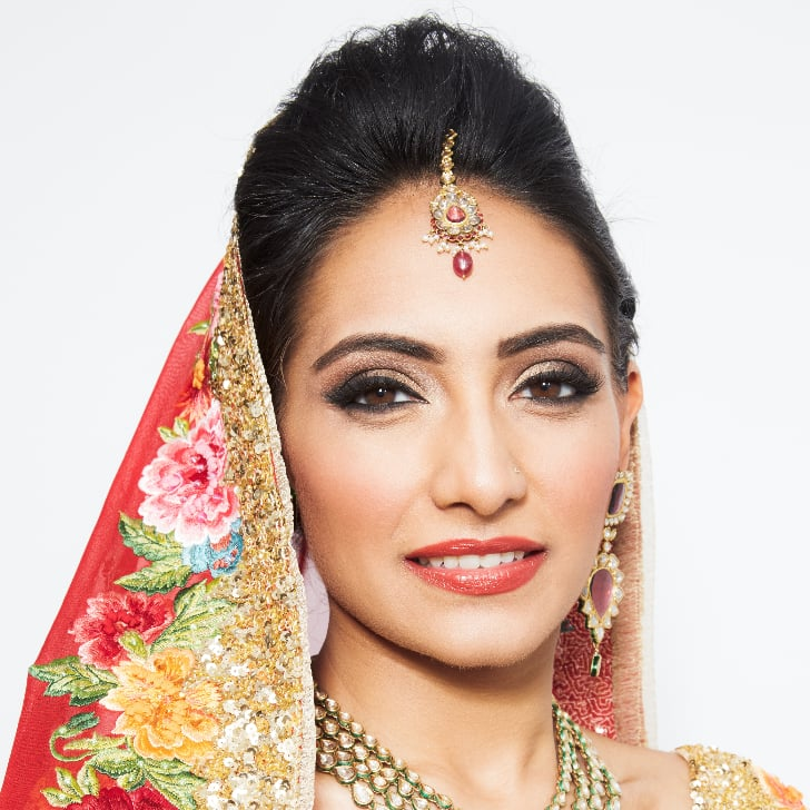 How to apply makeup for indian wedding