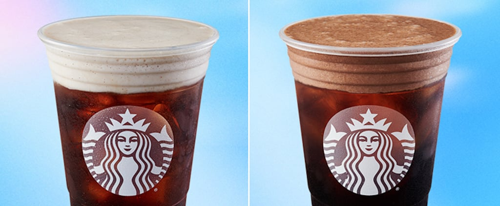 Starbucks Released 2 New Cold Brews With Almond Milk Foam