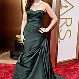 Idina Menzel in Vera Wang at the Oscars