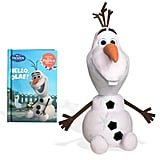 Kohl's Cares Disney's Frozen 2 Olaf Plush and Book Bundle
