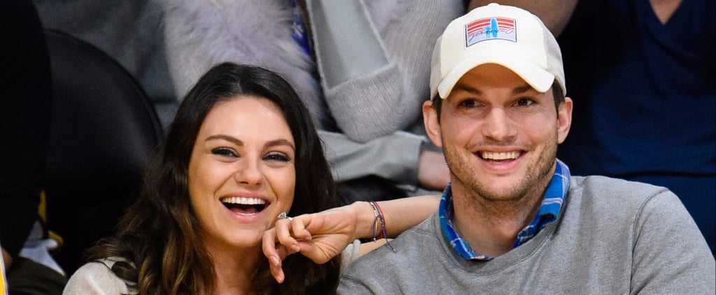 Mila Kunis Talks About Her Relationship With Ashton Kutcher