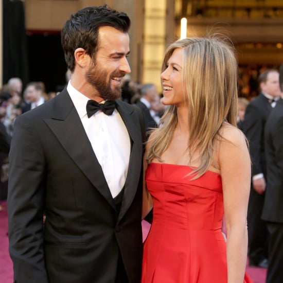 Jennifer Aniston and Justin Theroux's Sweetest Pictures
