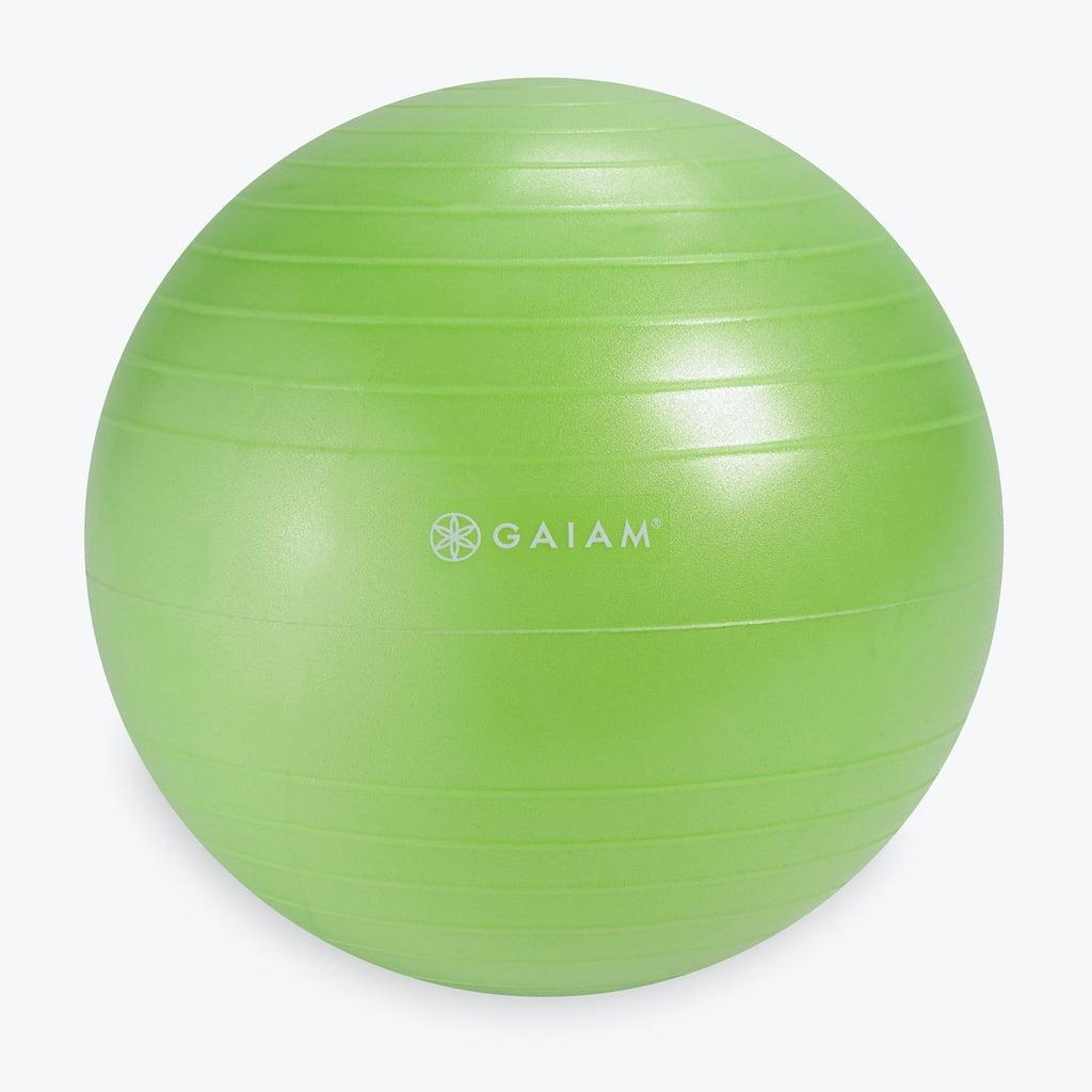 Gaiam Exercise Ball