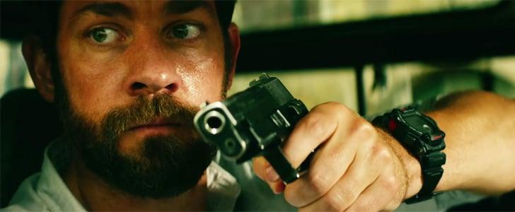 Michael Bay's New Trailer Is Worth Watching For John Krasinski's Beard Alone