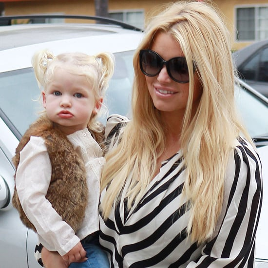 Jessica Simpson at Bronx's Birthday Party 2013 | Pictures