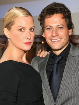 Sugar Bits — Ioan Gruffudd and Alice Eve Are Expecting!