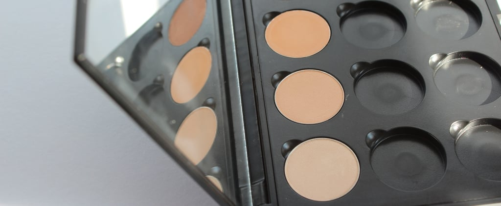 This Genius Eye Shadow Hack Lets You Save Space and Create Custom Palettes