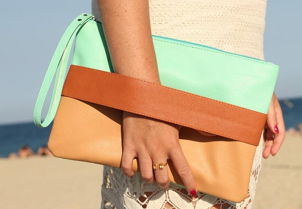 DreamBox Mixed Color Clutch