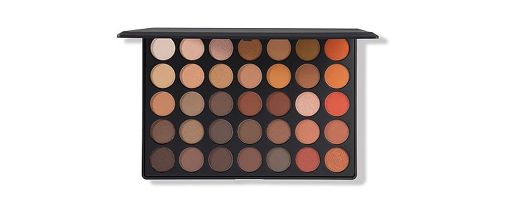 Morphe 35O Nature Glow Eyeshadow Palette Giveaway