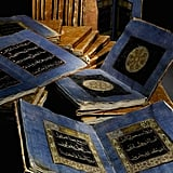 Holy Quran coped in China in 30 volumes