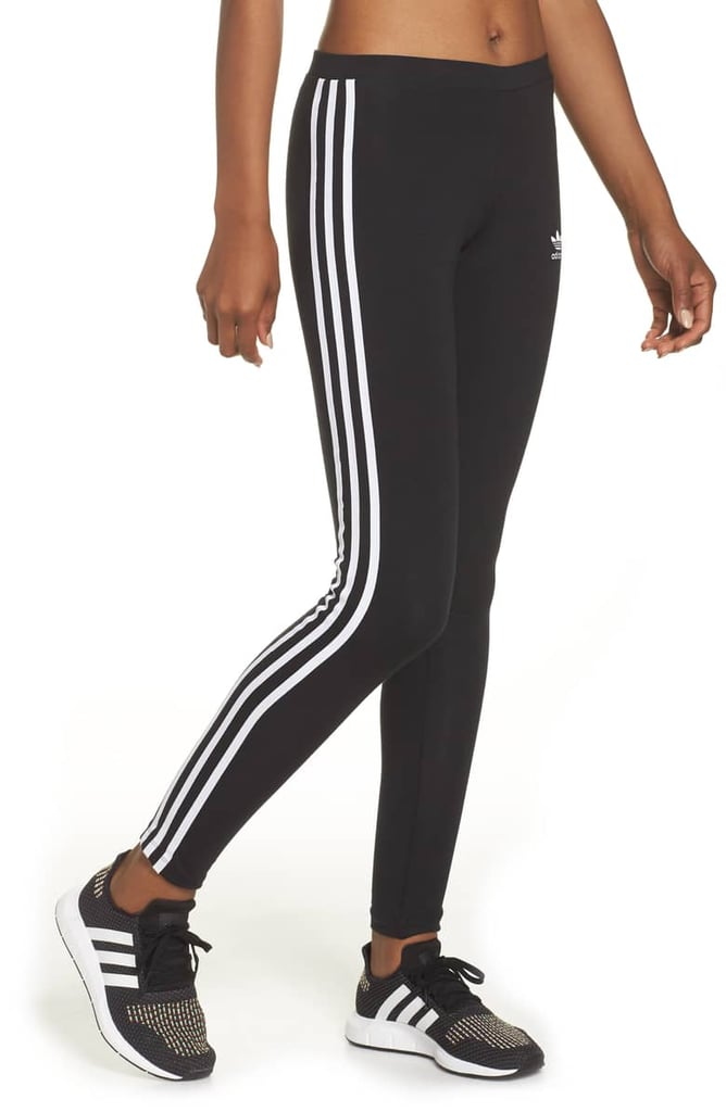 ad7549363ac Adidas 3-Stripes Tights | Best Athleisure Gifts | POPSUGAR Fitness ...