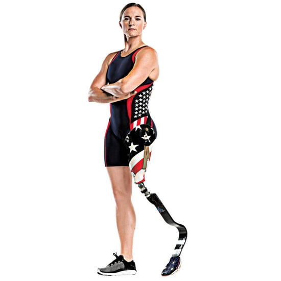 Melissa Stockwell Paralympic Triathlete | Video