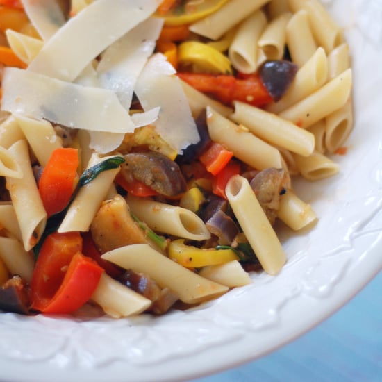 Fast Vegetable Pasta Recipe