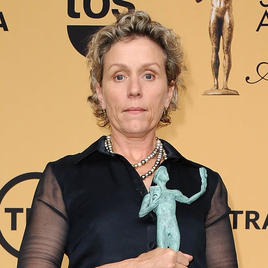 Frances McDormand Is Calling For More Awards to Be Given to Young Actors