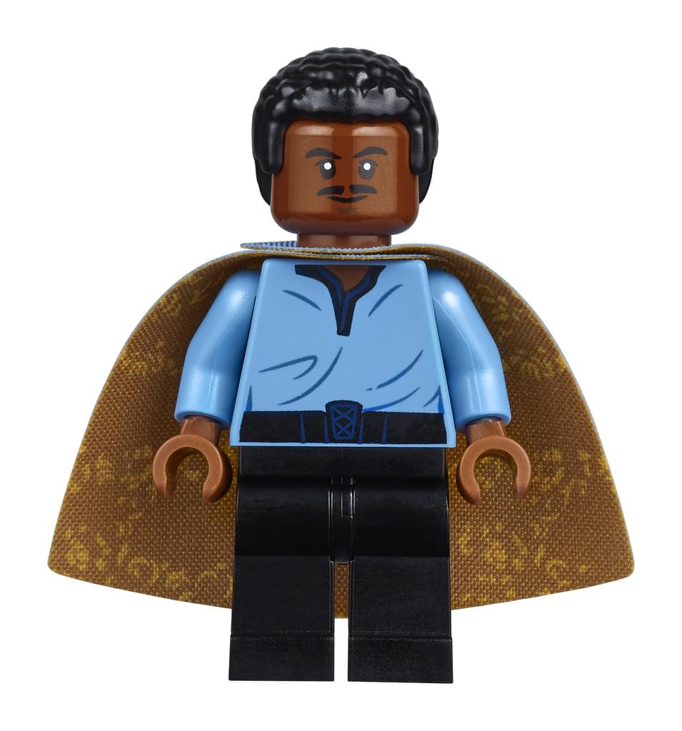 Lando Calrissian Minifigure  sc 1 st  Popsugar & Lando Calrissian Minifigure | Lego Star Wars Betrayal at Cloud City ...