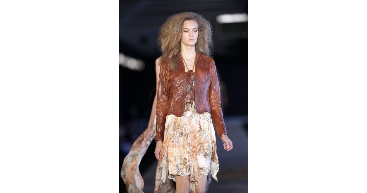 Spring 2011 New York Fashion Week: Diesel Black Gold ...