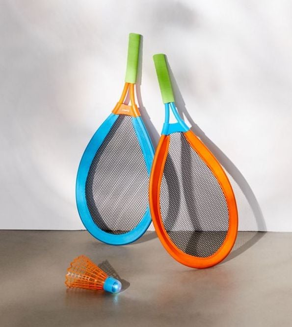 A Badminton Set