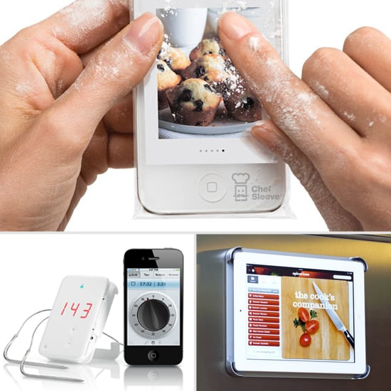 Kitchen-Friendly Solutions For Your iPhone and iPad