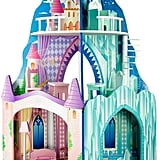 Kids Ice Mansion and Dream Castle Dual Theme Dollhouse