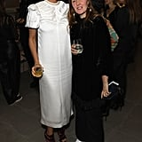 Pictured: Gwyneth Paltrow and Amy Powney