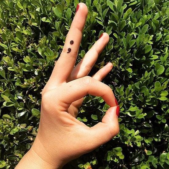 Semicolon Project | Tattoo Ideas