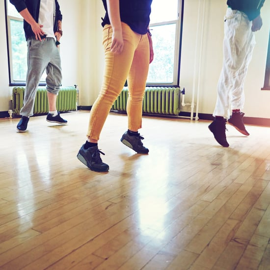 I Can't Dance but Loved This Hip-Hop Tabata Workout